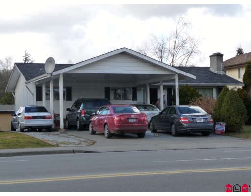 Main Photo: 3241 CLEARBROOK Road in Abbotsford: Abbotsford West House for sale : MLS®# F2820020
