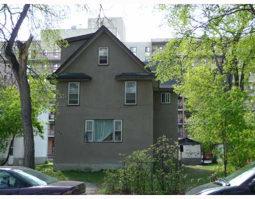 Main Photo: 532 DOMINION Street in WINNIPEG: West End / Wolseley MULTI for sale (West Winnipeg)  : MLS(r) # 2909629