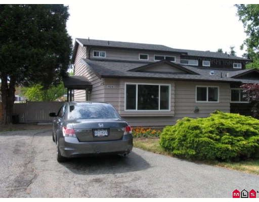 Main Photo: 9061 135A Street in Surrey: Queen Mary Park Surrey House 1/2 Duplex for sale : MLS® # F2912646