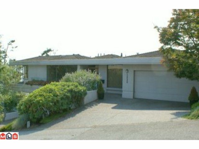 Main Photo: 1229 MARTIN Street: White Rock House 1/2 Duplex for sale (South Surrey White Rock)  : MLS® # F1020789