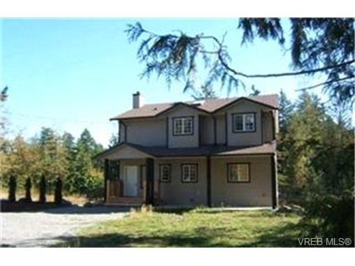 Main Photo: 3047 Colman Road in : ML Shawnigan Lake Single Family Detached for sale (Malahat & Area)  : MLS® # 220919