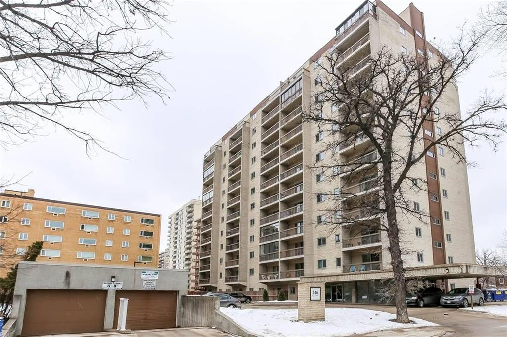 FEATURED LISTING: 1207 - 246 Roslyn Road Winnipeg