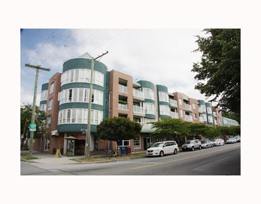 "Main Photo: 204 789 W 16TH Avenue in Vancouver: Fairview VW Condo for sale in ""SIXTEEN WILLOWS"" (Vancouver West)  : MLS® # V786069"