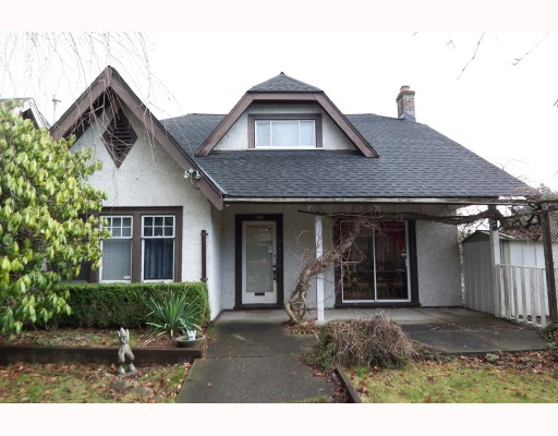 Main Photo: 4890 OSLER Street in Vancouver: Shaughnessy House for sale (Vancouver West)  : MLS®# V806378