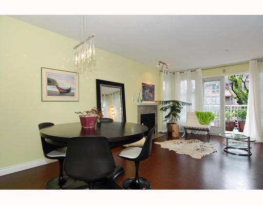 "Photo 3: 208 611 W 13TH Avenue in Vancouver: Fairview VW Condo for sale in ""TIFFANY COURT"" (Vancouver West)  : MLS® # V810413"