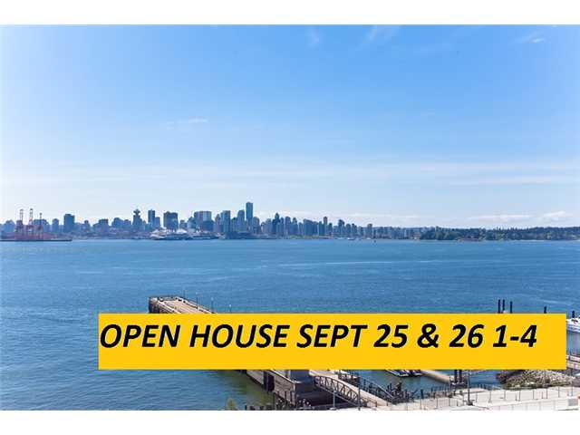 "Main Photo: 1104 162 VICTORY SHIP Way in North Vancouver: Lower Lonsdale Condo for sale in ""ATRIUM WEST AT THE PIER"" : MLS®# V829412"