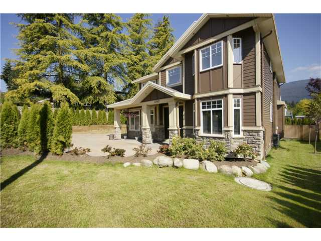 "Main Photo: 4142 MT SEYMOUR Parkway in North Vancouver: Indian River House for sale in ""INDIAN RIVER"" : MLS®# V829891"