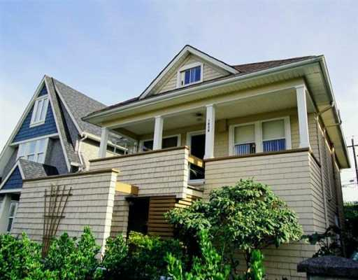 Main Photo:  in Vancouver: Grandview VE House for sale (Vancouver East)  : MLS® # V588329