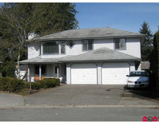 "Main Photo: 3315 272A Street in Langley: Aldergrove Langley House for sale in ""PARKSIDE"" : MLS(r) # F2906770"