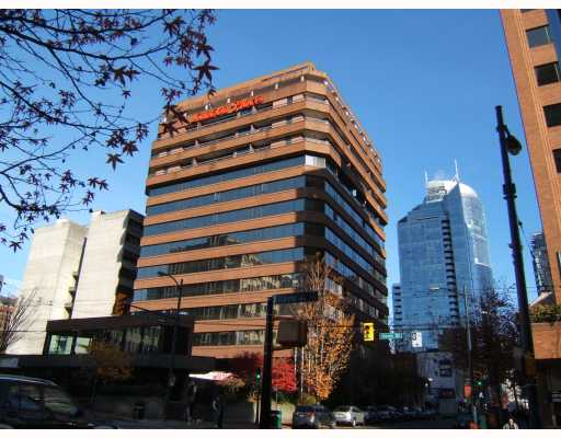 "Main Photo: 611 1177 HORNBY Street in Vancouver: Downtown VW Condo for sale in ""LONDON PLACE"" (Vancouver West)  : MLS® # V759818"