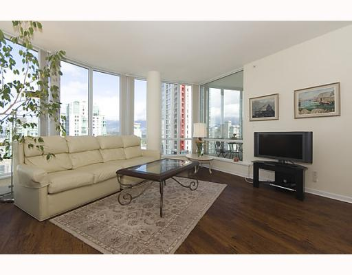 "Main Photo: 2803 1166 MELVILLE Street in Vancouver: Coal Harbour Condo for sale in ""ORCA PLACE"" (Vancouver West)  : MLS®# V767653"