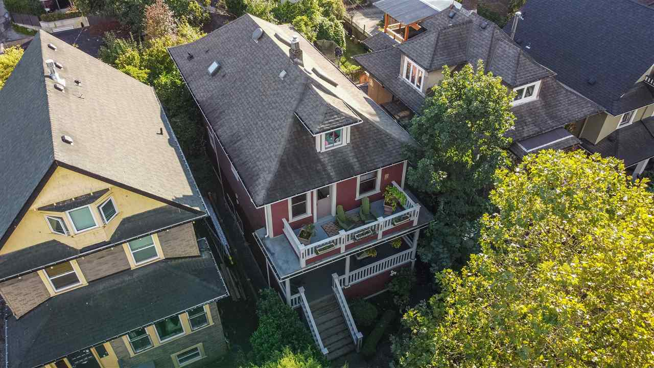 FEATURED LISTING: 1642 CHARLES Street Vancouver