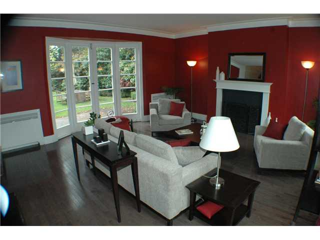 Photo 2: 1511 W 40TH Avenue in Vancouver: Shaughnessy House for sale (Vancouver West)  : MLS(r) # V825187
