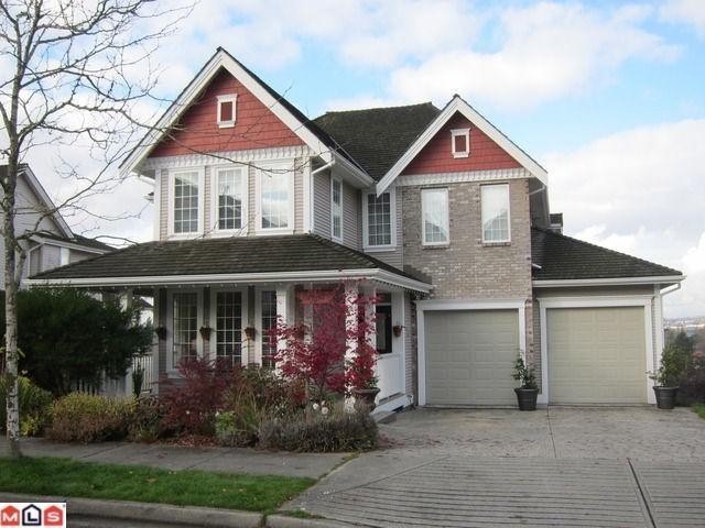 "Main Photo: 21653 MONAHAN Court in Langley: Murrayville House for sale in ""MURRAYVILLE"" : MLS® # F1027813"