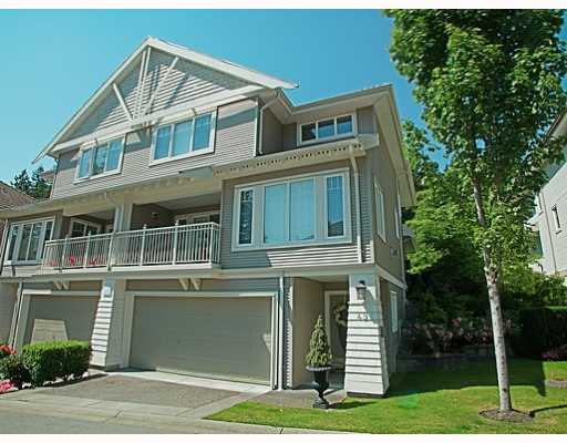 "Main Photo: 49 3405 PLATEAU Boulevard in Coquitlam: Westwood Plateau Townhouse for sale in ""PINNACLE RIDGE"" : MLS® # V759938"