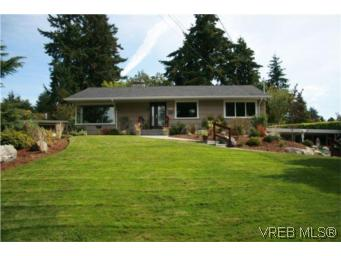 Main Photo: 4545 Duart Road in VICTORIA: SE Gordon Head Single Family Detached for sale (Saanich East)  : MLS® # 267899