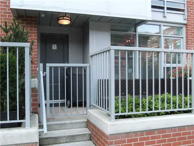 "Main Photo: 1111 HOMER Street in Vancouver: Downtown VW Townhouse for sale in ""H&H"" (Vancouver West)  : MLS® # V826376"