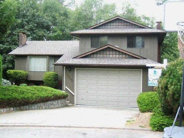 "Main Photo: 7865 MEADOWOOD Close in Burnaby: Forest Hills BN House for sale in ""FOREST HILLS"" (Burnaby North)  : MLS® # V846745"