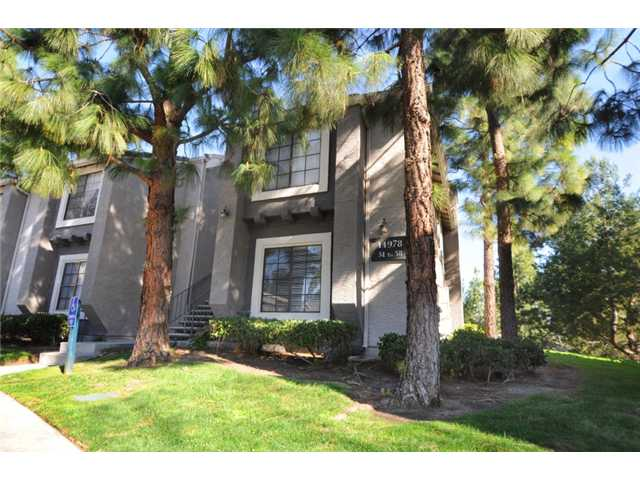 Main Photo: CARMEL MOUNTAIN RANCH Condo for sale : 1 bedrooms : 14978 Avenida Venusto #57 in San Diego
