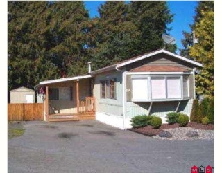 "Main Photo: 19 44565 MONTE VISTA Drive in Sardis: Vedder S Watson-Promontory Manufactured Home for sale in ""MOUNTAIN VIEW MOBILE HOME PARK"" : MLS® # H2805885"