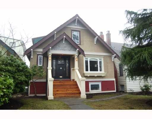 Main Photo: 351 W 22ND Avenue in Vancouver: Cambie House for sale (Vancouver West)  : MLS(r) # V749785