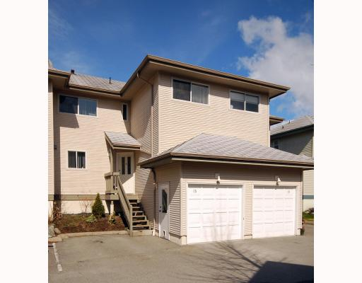 "Main Photo: 15 41449 GOVERNMENT Road: Brackendale Townhouse for sale in ""EMERALD"" (Squamish)  : MLS®# V757488"