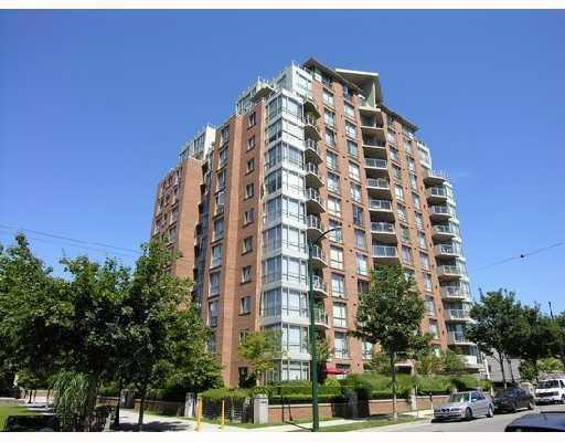 "Main Photo: 1005 1575 W 10TH Avenue in Vancouver: Fairview VW Condo for sale in ""TRITON ON 10TH"" (Vancouver West)  : MLS® # V764989"