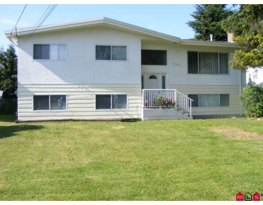 Main Photo: 14721 107TH Avenue in Surrey: Guildford House for sale (North Surrey)  : MLS(r) # F2912118