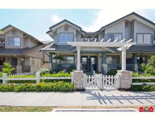 "Main Photo: 75 19250 65TH Avenue in Surrey: Clayton Townhouse for sale in ""Sunberry Court"" (Cloverdale)  : MLS®# F2914033"