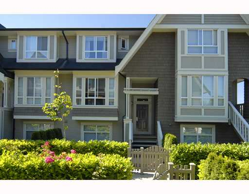 "Main Photo: 68 9133 SILLS Avenue in Richmond: McLennan North Townhouse for sale in ""LEIGHTON GREEN"" : MLS® # V774717"