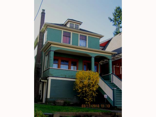 Main Photo: 1562 E 13TH Avenue in Vancouver: Grandview VE House for sale (Vancouver East)  : MLS® # V817347