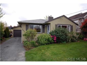 Main Photo: 3029 Millgrove Street in VICTORIA: SW Gorge Single Family Detached for sale (Saanich West)  : MLS® # 276635