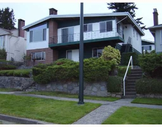 Main Photo: 553 GARFIELD Street in New_Westminster: The Heights NW House for sale (New Westminster)  : MLS®# V733808