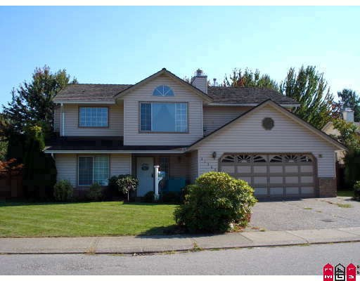 Main Photo: 31366 DEHAVILLAND Place in Abbotsford: Abbotsford West House for sale : MLS® # F2832458