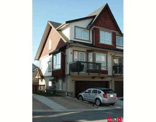 "Main Photo: 81 7155 189TH Street in Surrey: Clayton Townhouse for sale in ""BACARA"" (Cloverdale)  : MLS®# F2907169"