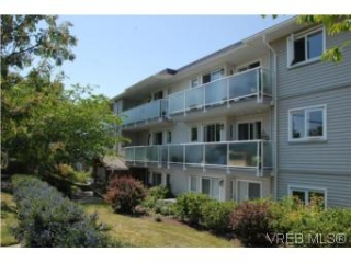 Main Photo: 110 3180 Albina Street in VICTORIA: SW Tillicum Condo Apartment for sale (Saanich West)  : MLS® # 263614
