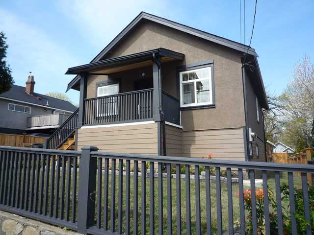Main Photo: 343 E KING EDWARD Avenue in Vancouver: Main House for sale (Vancouver East)  : MLS® # V822043