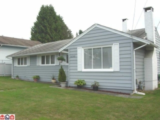 Main Photo: 12310 96TH Avenue in Surrey: Queen Mary Park Surrey House for sale : MLS(r) # F1023889
