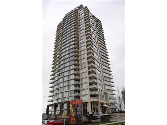 "Main Photo: 2105 2133 DOUGLAS Road in Burnaby: Brentwood Park Condo for sale in ""PERSPECTIVES"" (Burnaby North)  : MLS® # V861434"