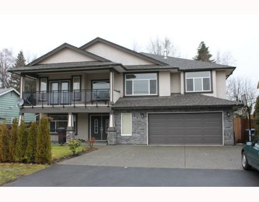 Main Photo: 1635 ANGELO Avenue in Port Coquitlam: Glenwood PQ House for sale : MLS(r) # V802498