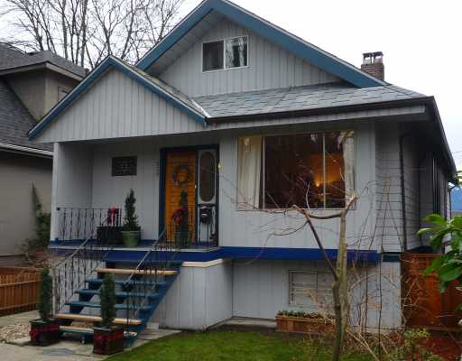 Main Photo: 529 E 10TH Avenue in Vancouver: Mount Pleasant VE House for sale (Vancouver East)  : MLS® # V805141