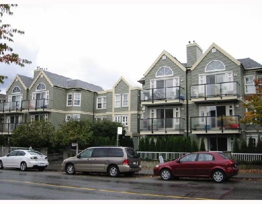"Main Photo: 306 876 W 16TH Avenue in Vancouver: Cambie Condo for sale in ""WOODFORD PLACE"" (Vancouver West)  : MLS® # V740320"