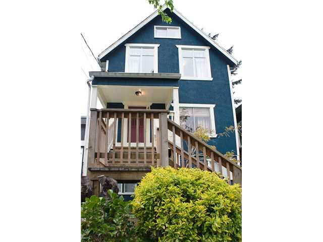 Main Photo: 4167 JOHN Street in Vancouver: Main House for sale (Vancouver East)  : MLS® # V826042