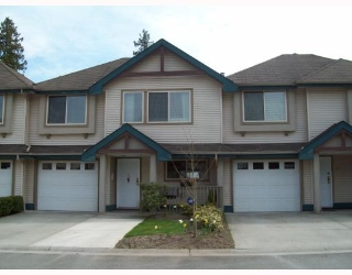 "Main Photo: 21 11860 210TH Street in Maple_Ridge: Southwest Maple Ridge Townhouse for sale in ""WESTSIDE COAST"" (Maple Ridge)  : MLS®# V749947"