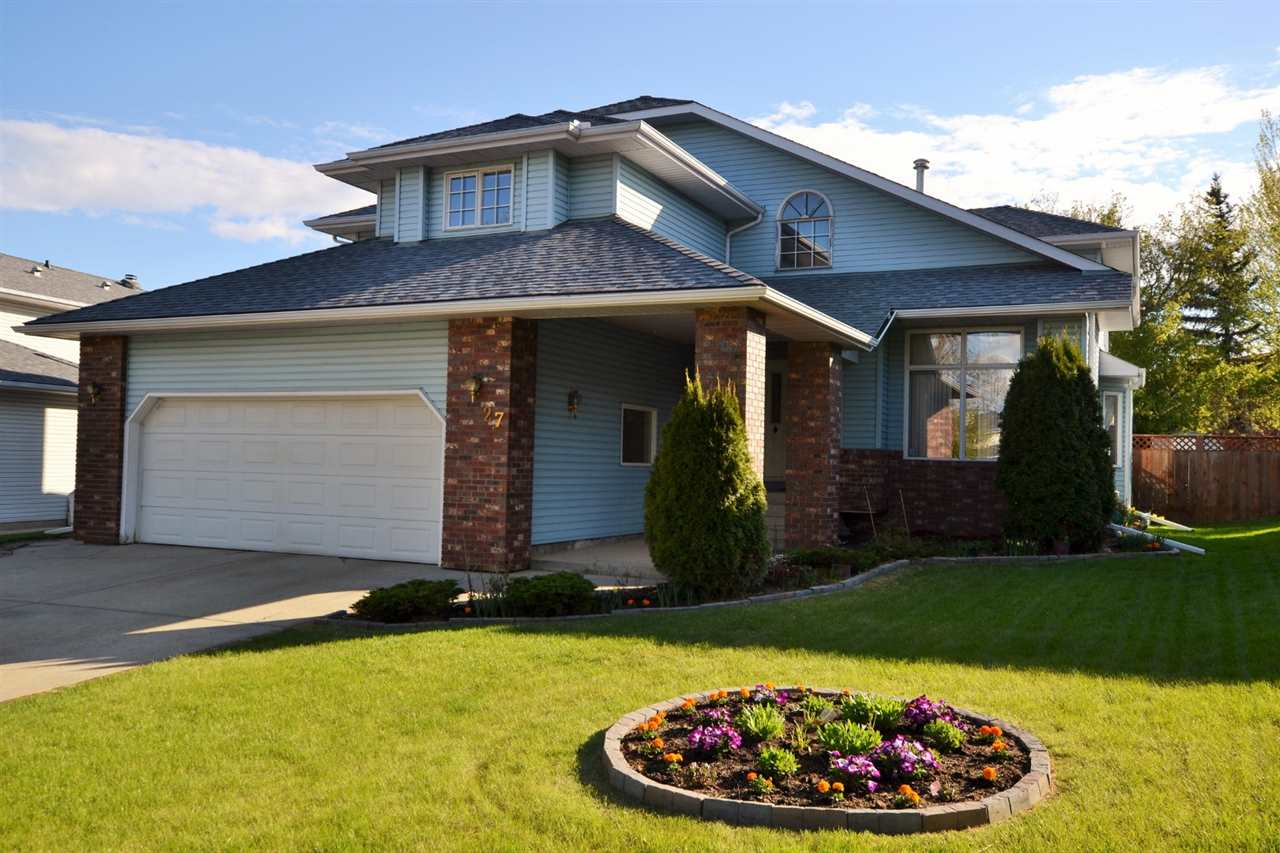 FEATURED LISTING: 27 IRONWOOD Drive St. Albert