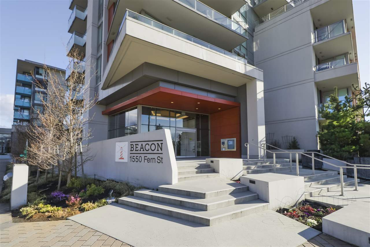 FEATURED LISTING: 204 - 1550 FERN Street North Vancouver