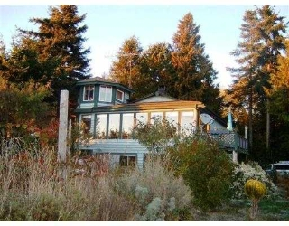 "Main Photo: 4579 STALASHEN DR in Sechelt: Sechelt District House for sale in ""TSAWCOME"" (Sunshine Coast)  : MLS® # V558978"