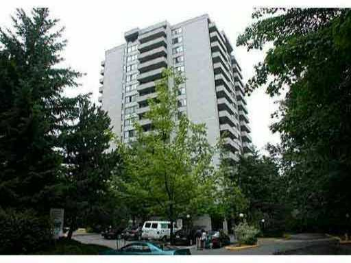 "Main Photo: 405 2060 BELLWOOD Avenue in Burnaby: Brentwood Park Condo for sale in ""VANTAGE POINT II"" (Burnaby North)  : MLS®# V819691"