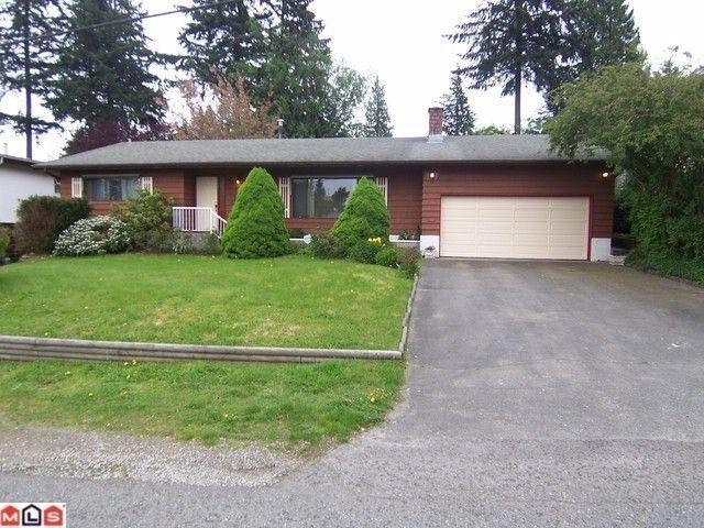 Main Photo: 2510 MAGNOLIA in Abbotsford: Abbotsford West House for sale : MLS® # F1011272