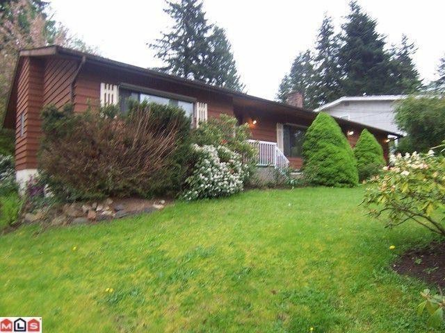 Photo 10: 2510 MAGNOLIA in Abbotsford: Abbotsford West House for sale : MLS® # F1011272